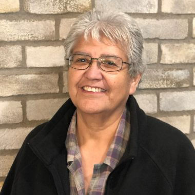Ann Louie is a member of the Board of Directors for the Williams Lake Community Forest