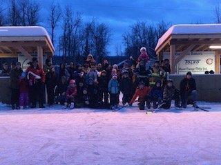 Horsefly Rink Reopening Celebration